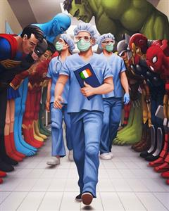 Our Real-Life SuperHeroes.